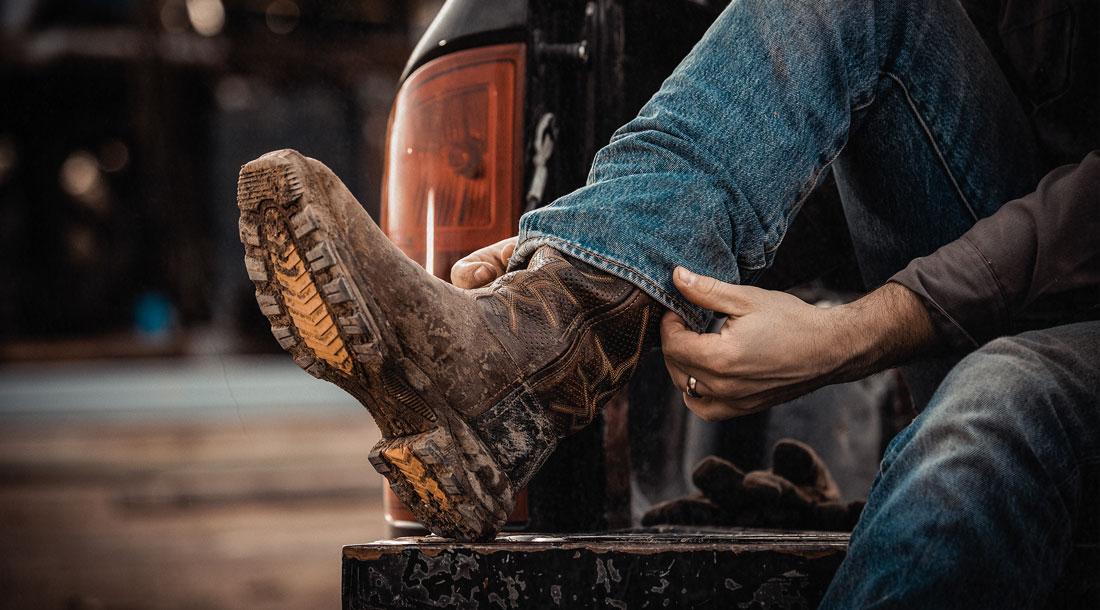 Men's Western Work Boots
