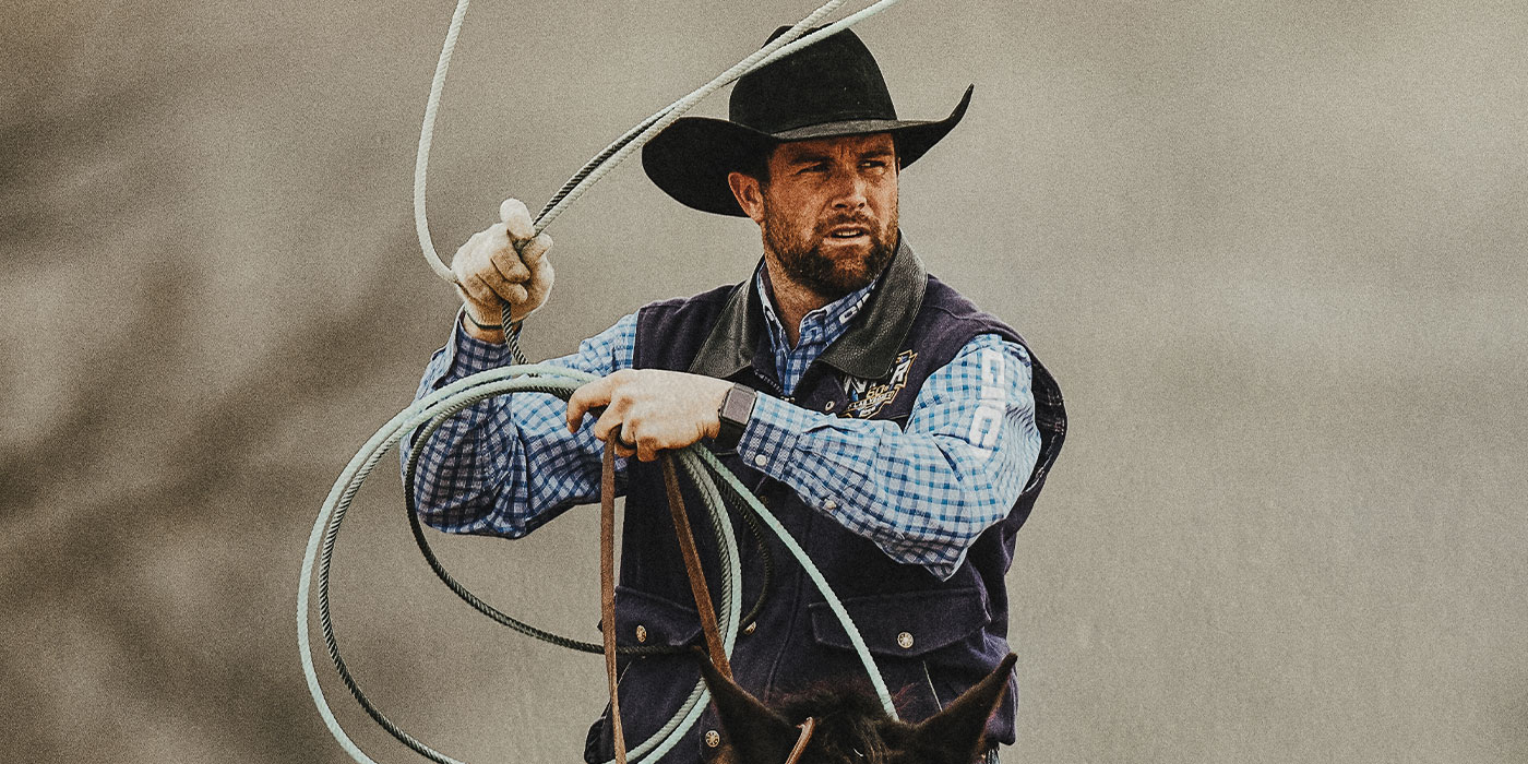 Paul Eaves | Professional Team Roper