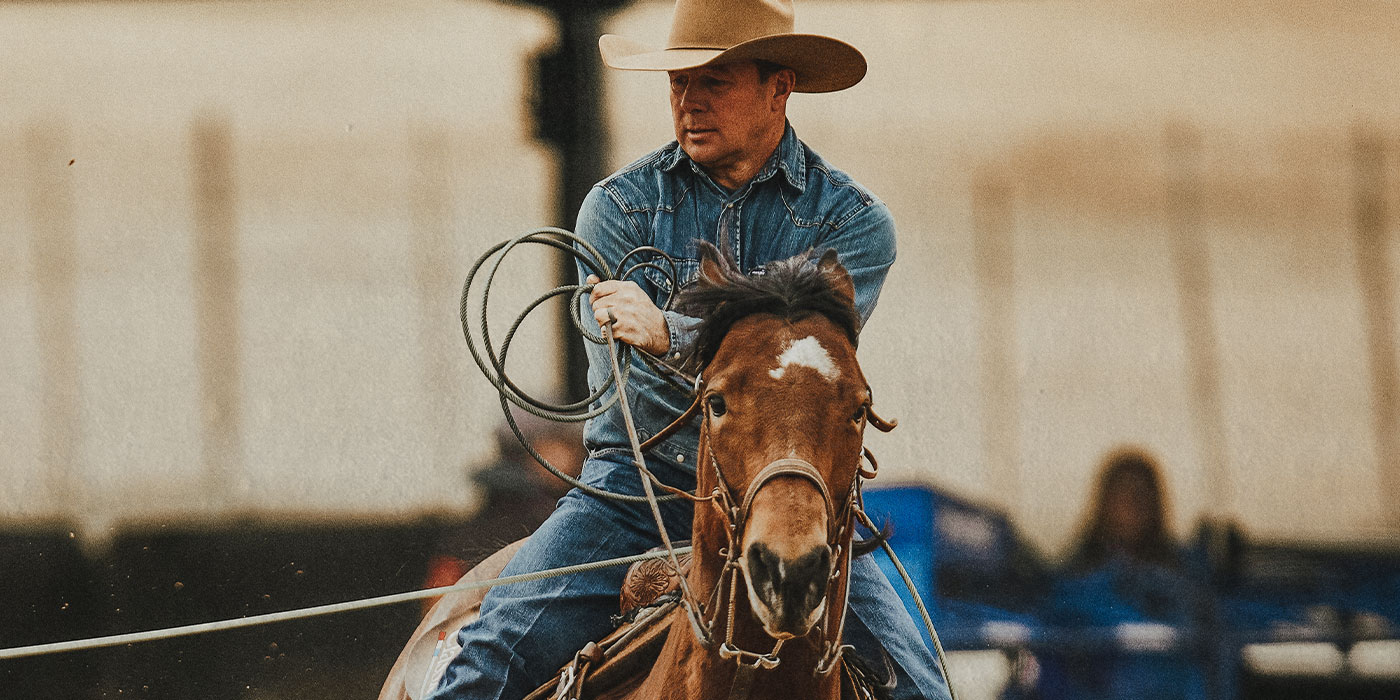 Luke Brown | Professional Team Roper