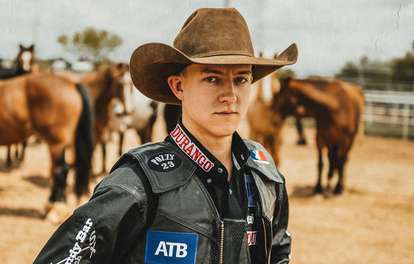 Zeke Thurston | Professional Saddle Bronc Rider