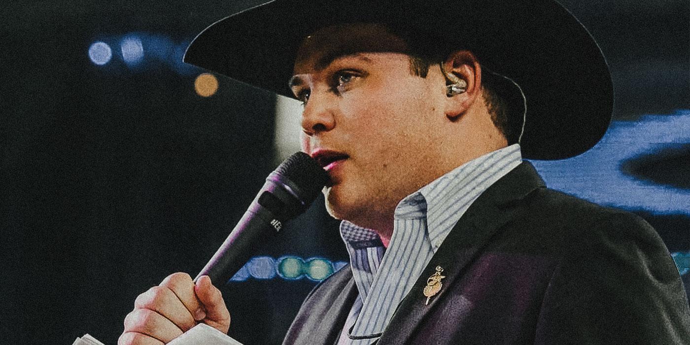 Garrett Yerigan | Professional Rodeo Announcer